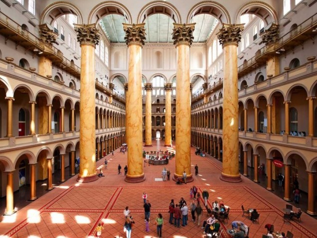 To stand in the Great Hall is to experience the true scale of this powerful space