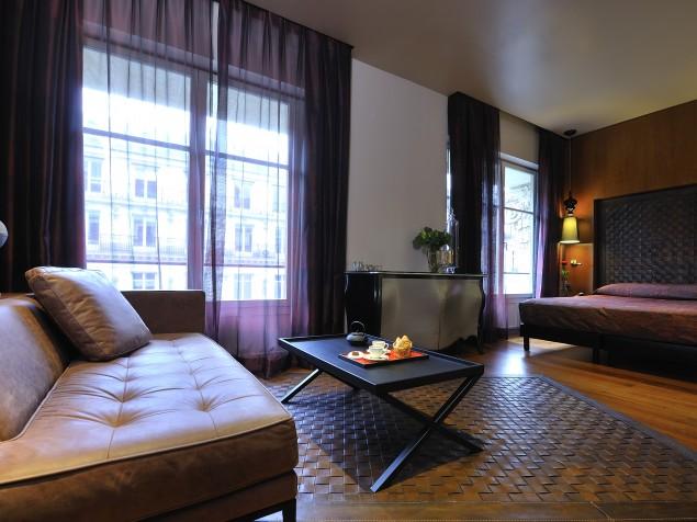 Banke Hotel-Guest Bedroom