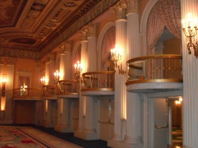 The Millenium Biltmore - Crystal Ballroom Detail