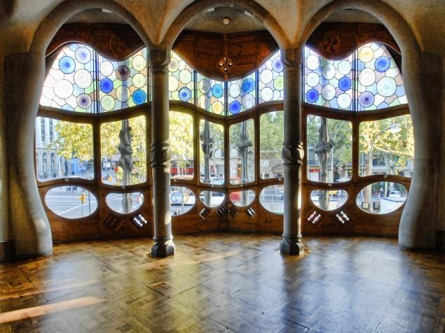 Casa Batlio - Room Jujol interior