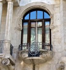 Casa Fuster - Window Close-up