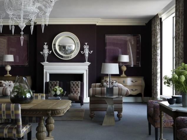 Crosby Street Hotel - Suite Living room