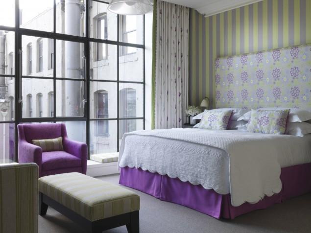 Crosby Street Hotel - Guest bedroom