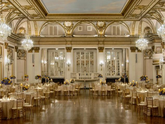Fairmont Copely Plaza -Gold Ballroom
