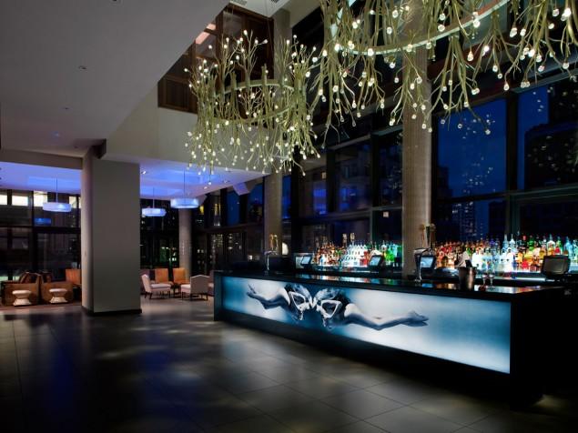 Gansevoort Park - Bar