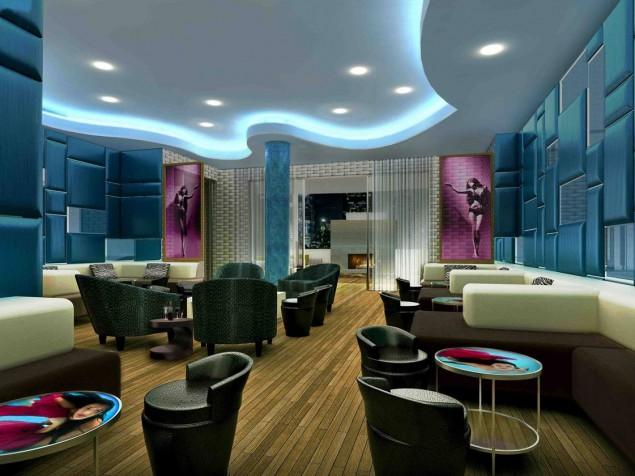 Gansevoort Park - Lounge