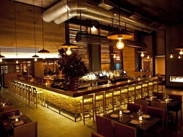 Gansevoort Park - Asillina Restaurant Bar