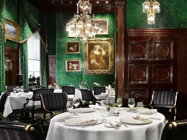 Sacher Hotel - Anna Sacher restaurant