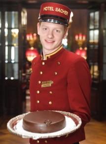 Sacher Hotel - Sacher Torte
