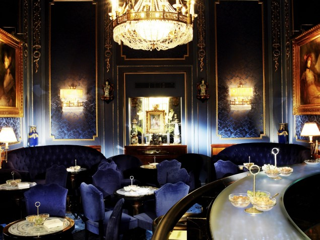 Sacher Hotel - Blue Bar