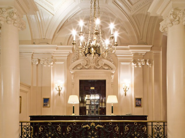 Intercontinental Le Grand - Lobby