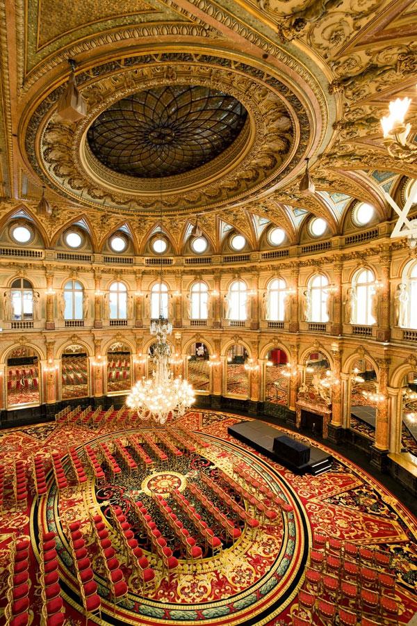Intercontinental paris le grand architectural holidays for Frankreich hotel paris
