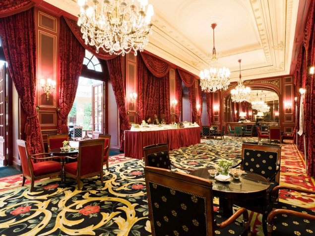 Intercontinental Le Grand - Meeting Foyer
