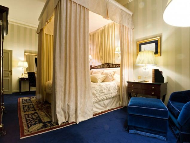Intercontinental Le Grand - Guest Bedroom