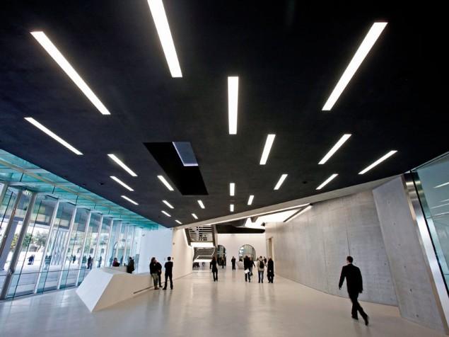 MAXXI Museum - Ground floor special exhibit