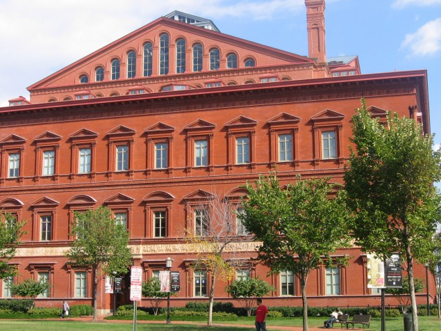 National Building Museum - Exterior overall view