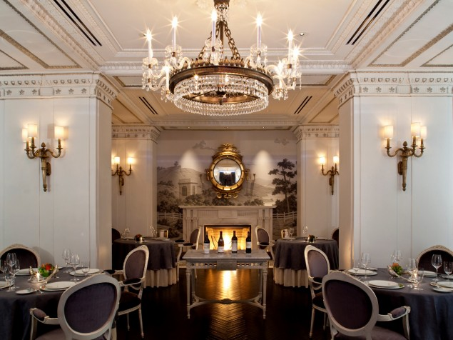A most distinguished dining experience in America's Capital — Plume Restaurant