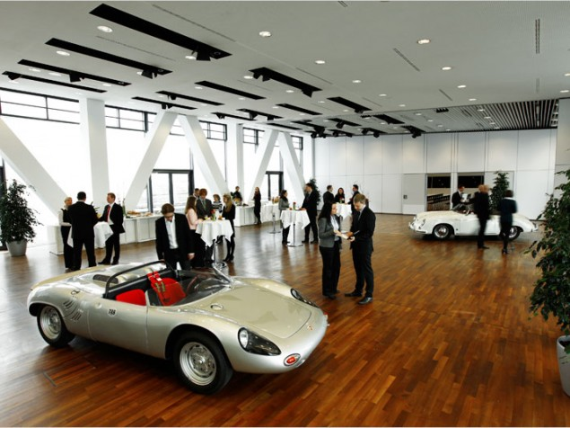 Porsche Museum - Corporate reception