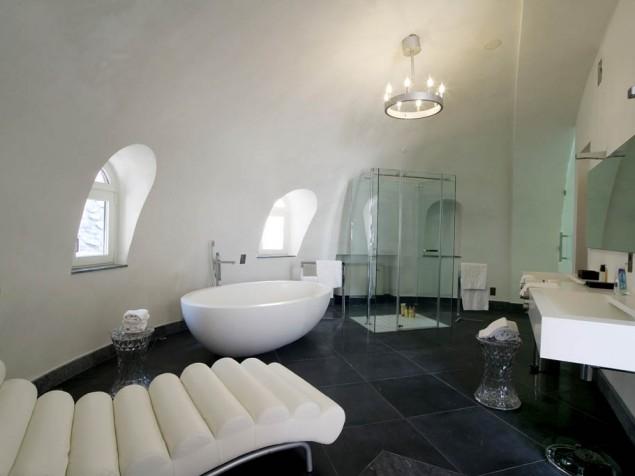 Punta Tragara - Penthouse Bathroom