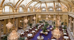 Palace Hotel - Garden Court Today - Restaurant