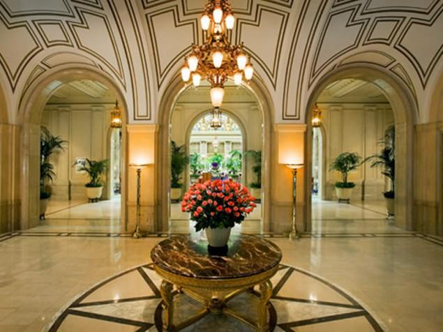 Palace Hotel - Lobby