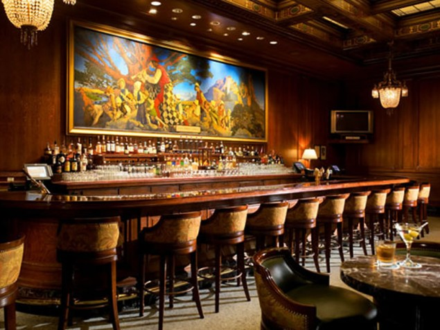 Palace Hotel - Pied Piper Bar