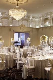 One of our favorite hotel ballrooms — period!