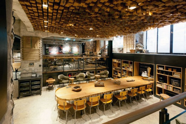 Meeting at Starbucks is better than ever at their new concept store