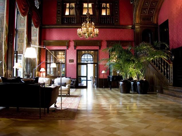 Alma Berlin - Lobby