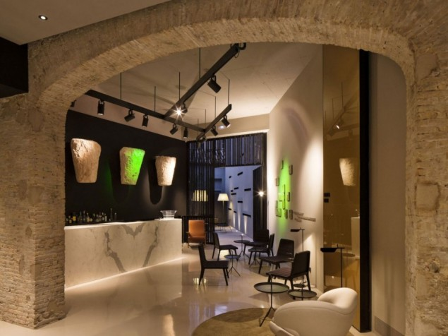 21st century boutique hospitality as seen through these historic stone arches