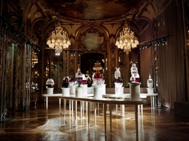 The visual jewel of Baccarat House, the Grand Ballroom, is all yours for a special event