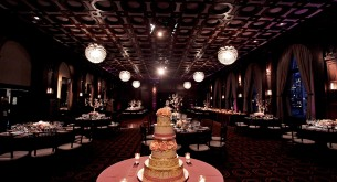 The uniquely elegant Julia Morgan Ballroom will enhance your celebration of love