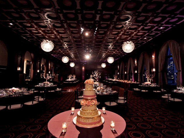 The uniquely elegant Julia Morgan Ballroom will enhance your celebration of love