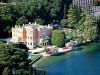 Villa Feltrinelli - Aerial view