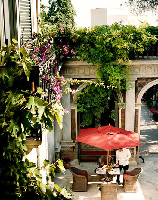 Palazzo margherita architectural holidays for Boutique hotel 75012