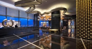 A stylish and inspriing Mandarin Oriental welcome to Las Vegas