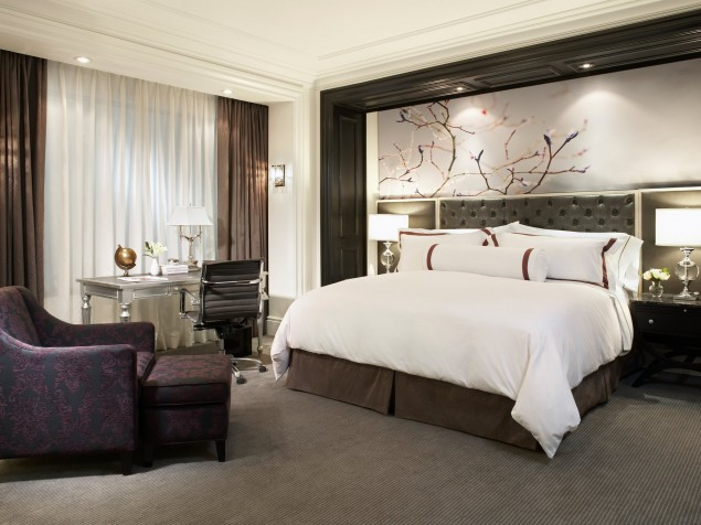 Elegant guest rooms with signature Trump flare, and the luxuries worthy of your arrival