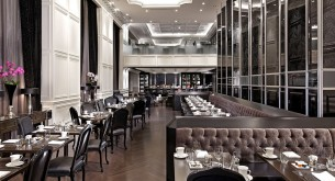 Dress for success, dine right, and close the deal at STOCK Restaurant