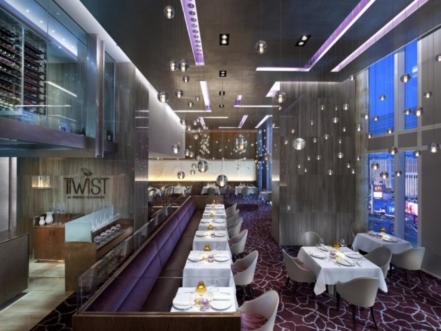 Pierre Gagnaire's U.S. culinary debut at Twist at Mandarin Oriental