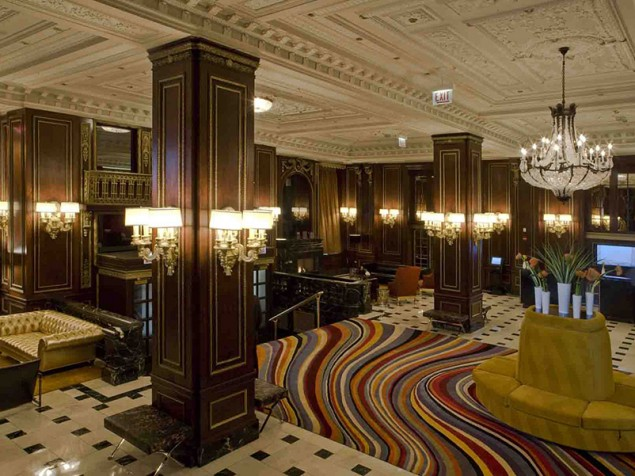 Chicago's famous Blackstone Hotel retains its rightful place in history for a new generation