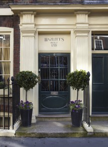 A Georgian London Welcome to Hazlitt's