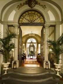 A Florentine welcome to Relais Santa Croce
