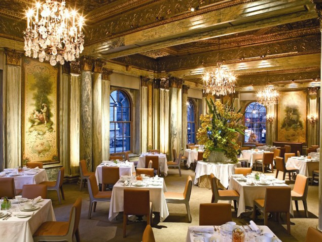 The Madison Room— a masterpiece of Gilded Age architecture