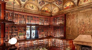 The all-encompassing magnificence of the landmark Morgan Library
