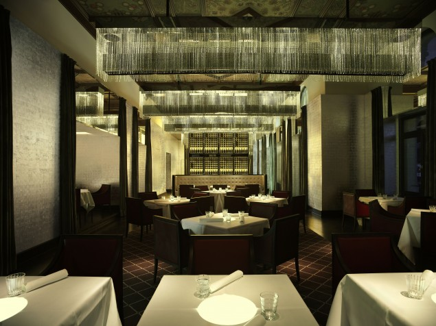 "Experience the best of fine dining at the multi-award winning ""Restaurant """