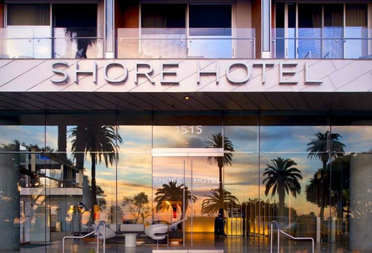 The Shore Hotel Architectural Holidays