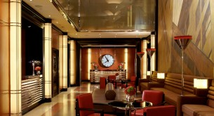 A very special slice of New York Art Deco glamour, recast as the Chatwal