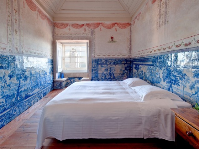 Every room has a history, this one is wonderfully immersed in it