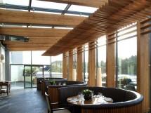 Upscale riverside dining at Pier Restaurant Ballina