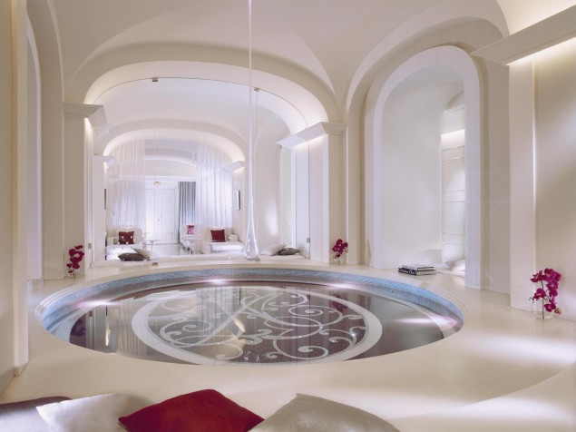 A postively unforgettable spa experience by a master of beauty, the Dior Institut